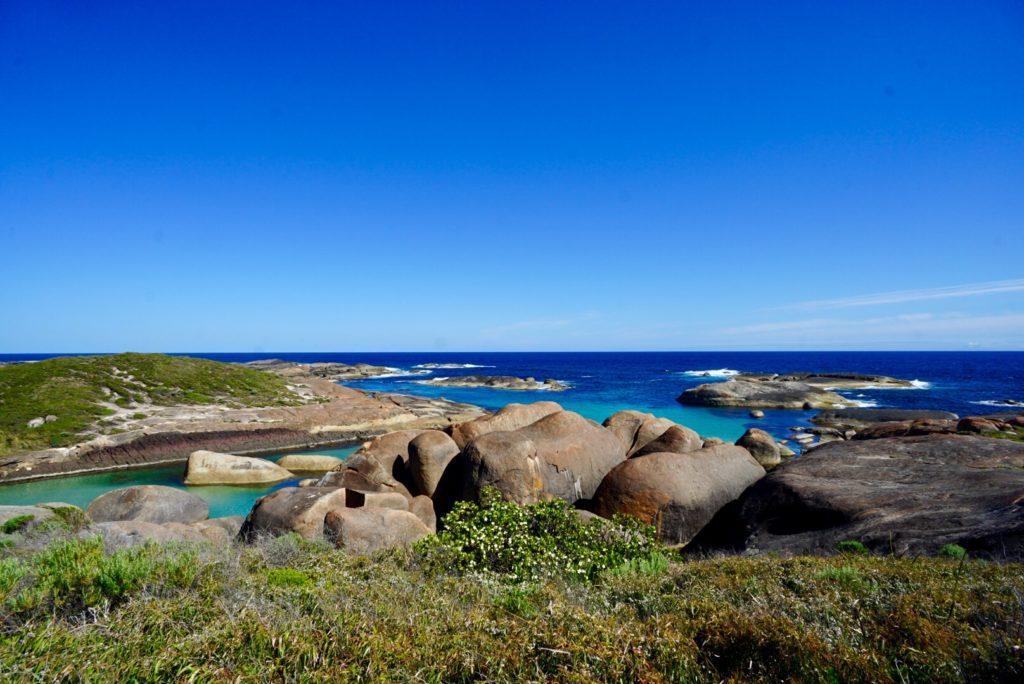 Australiens Südwesten - Elephant Rock