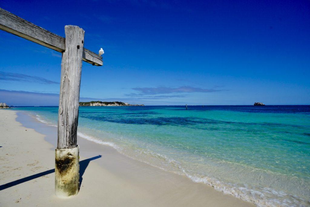 Australiens Südwesten - Hamelin Beach