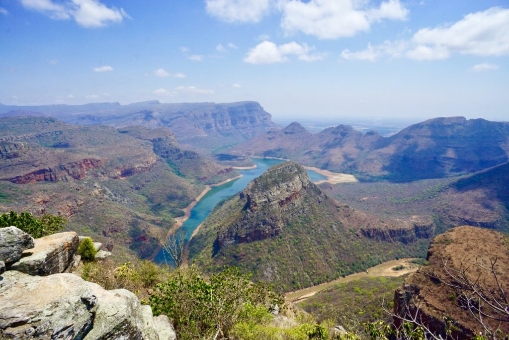 Blyde River Canyon auf der Panorama Route