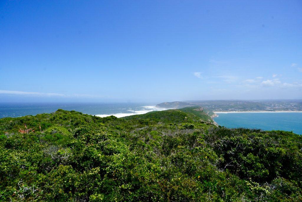 Plettenberg Bay auf der Garden Route, Südafrika