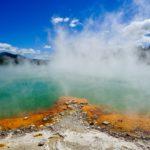 Wai-O-Tapu - Geothermalgebiet - Champagne Pool