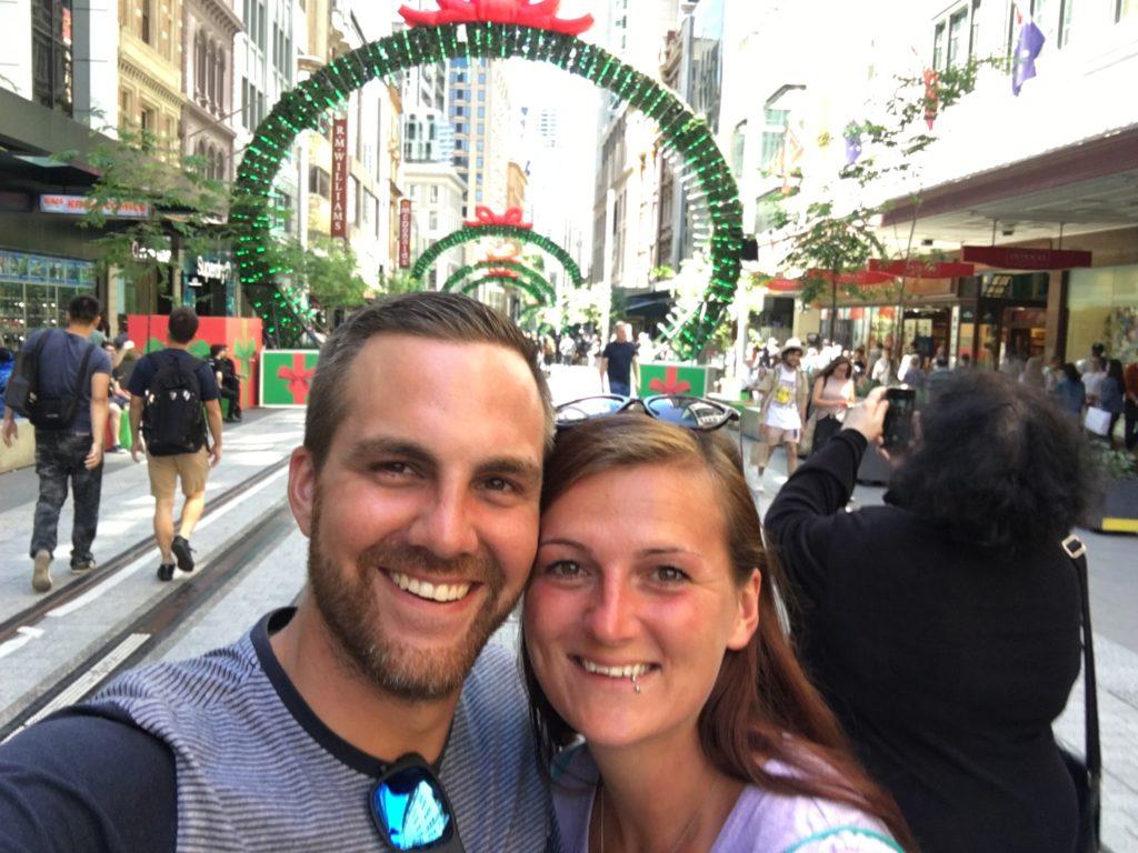 Weihnachten in Sydney